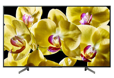 TV LED LED SONY KD75XG8096 4K HDR Android Eficiencia A