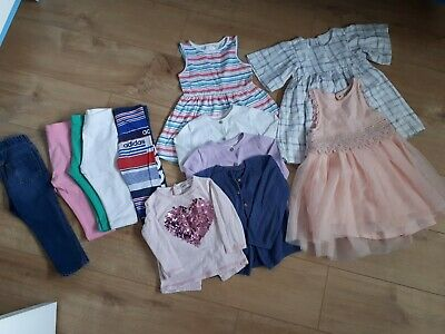 Girls Bundle Aged 1.5-2years