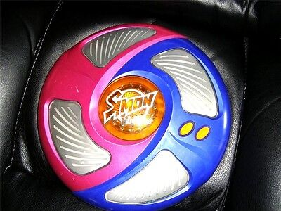 FULL Size SIMON TRICKSTER ELECTRONIC GAME + Instructions tested works Great