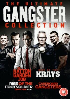 NEW Ultimate Gangster Collection DVD (SIG628)