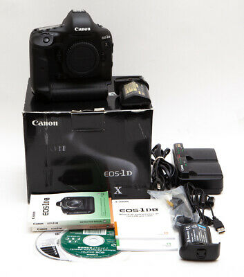 Canon EOS 1DX 1D X 18.1 MP Digital SLR - Excellent! USA Model