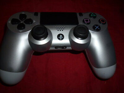 PS4 CONTROLLER DUALSHOCK 4 SILVER /BIANCO _ per Console Sony PS4