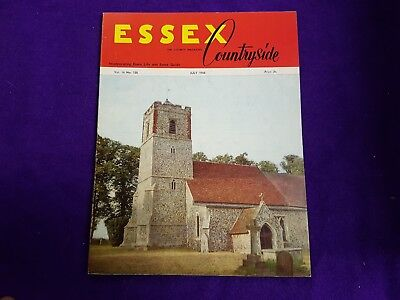 The Essex Countryside Magazine July 1968 Abberton Clacton Advertisments