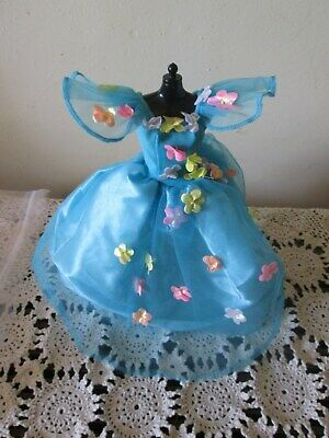 Vintage 1995 Barbie Songbird Replacement Dress Minty
