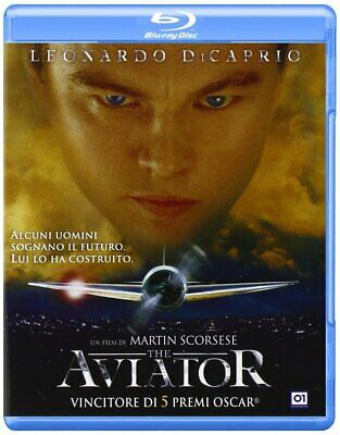 The Aviator Blu-ray