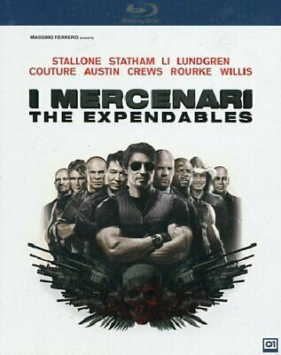 I mercenari. The Expendables Blu-ray