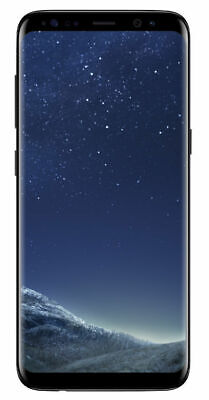 Samsung Galaxy S8 SM-G950U - 64GB - Midnight Black (Factory Unlocked) Smartphone
