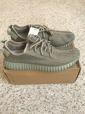 0e13c5e7c4488 ADIDAS YEEZY BOOST 350 Moonrock AQ2660 2015 Size 10US Missing Insole ...