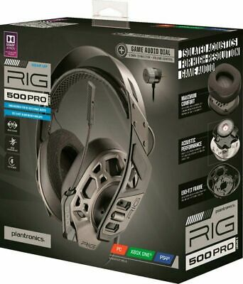 Plantronics RIG 500 PRO Esports Edition HX Wired Dolby Gaming Headset