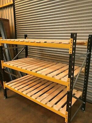 Warehouse Shelving Racking Pallet Racking Style Link 51 By VPM Racking
