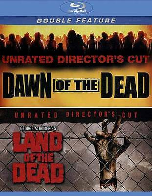 Land of the Dead / Dawn of the Dead Blu-ray Double Feature - Region A