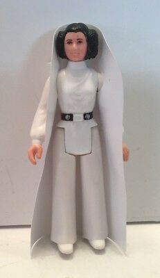 Vintage Original Star Wars Princess Leia Organa Action Figure 1977 Hong Kong