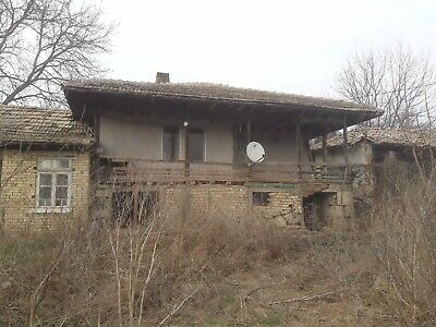 Part Renovated Bulgarian Family Home Pay Monthly Option
