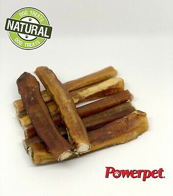 Bully Sticks Jumbo 6 inch - Natural Dog Chew -FDA & USDA APPROVED- BRC CERTIFIED