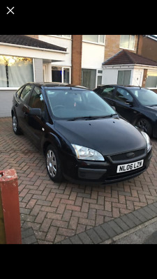 2006 Ford Focus 1.6 lx petrol mot jan full history includes cambelt and clutch