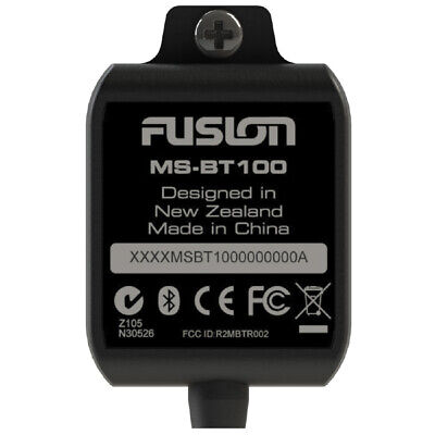 Fusion Electronics MS-BT100 Aux In-Blue Tooth Receiver