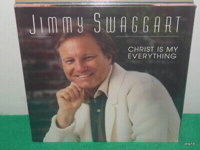 STILL SEALED JIMMY SWAGGART LPs - LOT OF 3 - JIM LABEL