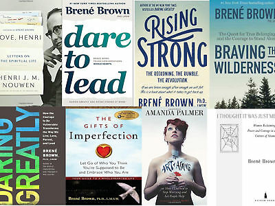 Brene Brown Collection 8 Books Bundle[E ~ B00K]