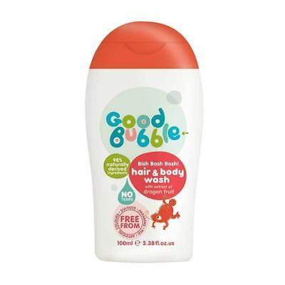 Good Bubble Hair & Body Wash with Dragon Fruit Extract 100ml