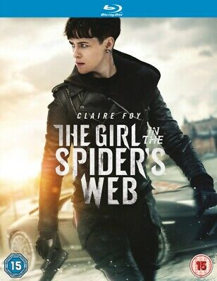 NEW The Girl In The Spiders Web Blu-Ray (SBRJ2070)