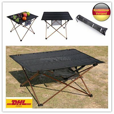 Portable Foldable Oxford Fabric Outdoor Picnic Folding Camping Table Furniture