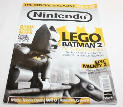 The Official Nintendo Magazine Australia / New Zealand Issue No.44 2012