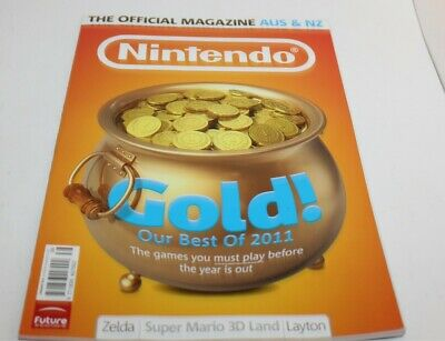 The Official Nintendo Magazine Australia / New Zealand Issue No.38 2012