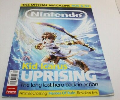 The Official Nintendo Magazine Australia / New Zealand Issue No.40 2012