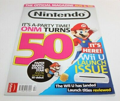 The Official Nintendo Magazine Australia / New Zealand Issue No.50