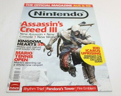 The Official Nintendo Magazine Australia / New Zealand Issue No.43 2012