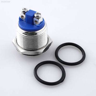 3A55 3FF5 12V Push Button Switch Start Momentary ON OFF For Car Ignition Starter