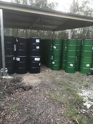 Drums clean 44 Gallon ex fruit juice . Storage , Stockfeed etc