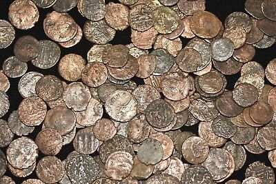 Lot Of 5 X Imperial Roman Coins In Each Batch  - P To Fair Condition Great Deal