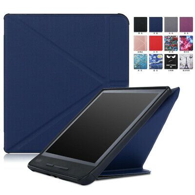 Origami Magnetic Slim Smart Leather Sleep/Wake Stand Cover Case For KOBO Forma
