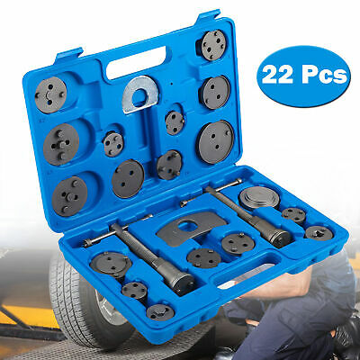 Heavy Duty Disc Brake Caliper Tool Set for Brake Pad Replacement 22pcs