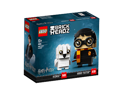 LEGO® BrickHeadz 41615 Harry Potter™ & Hedwig™ NEU OVP_ NEW MISB NRFB