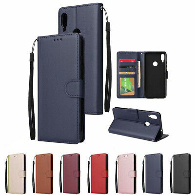 For Xiaomi Redmi 6 6A 5 Note 7 6 4X Magnetic Flip Card Wallet Leather Case Cover
