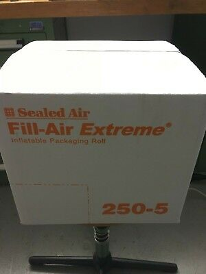 Sealed Air Fill-Air Extreme 250-5 Rolle Luftkissen Folie 1280m,Kissen 250x125mm