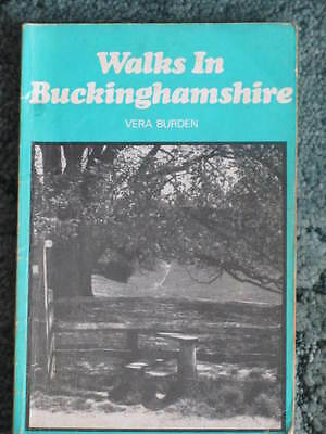 Walks in Buckinghamshire - 18 walks described