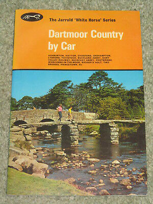 Jarrold White Horse Series booklet: 'Dartmoor Country by Car'