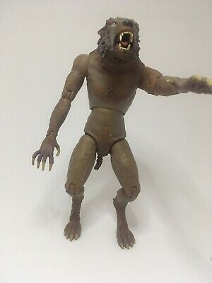 "Alien WEREWOLF BBC 2006 DOCTOR WHO 8/"" ACTION FIGURE RARE WOLF Dr Who Sci Fi"