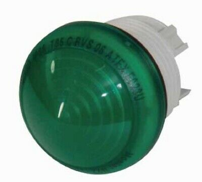 Moeller EXTENDED LED INDICATOR LIGHT 2.4W 22mm Round, IP67 Protection GREEN