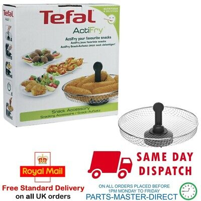 Genuine Tefal Actifry Fz70Xx Fz71Xx Al80Xx Gh80X Accessory Snacking Fryer Basket