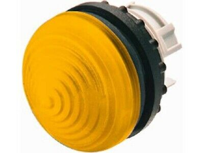 Moeller EXTENDED LED INDICATOR LIGHT 2.4W 22mm Round, IP67 Protection YELLOW