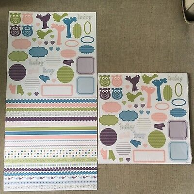 Stampin' Up! Nursery Nest Quick Accents + FREE GIFT