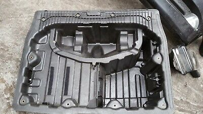 Bmw E93 3 Series Convertible  Boot Floor Storage Tray 7123492