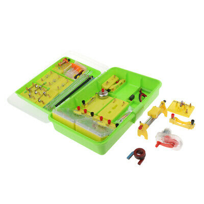 Physics Science Electricity Electromagnetism Experiment Learning Kit.