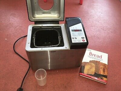 Bush BREAD MAKER With Free M&S BOOK Model - WBM174SS