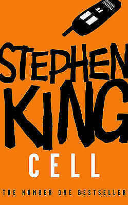 Cell,Stephen King- 9780340921531