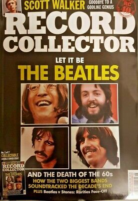 Record Collector Magazine = May 2019 # 492 = No. 1 Of 2 Collectable Double Issue